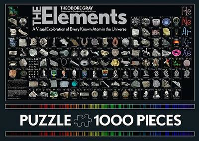 Picture of The Elements Puzzle