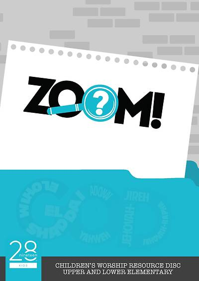 Picture of 28nineteen Zoom Worship Resource Disc