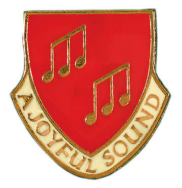 Joyful Sound Pin