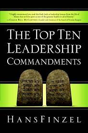 Picture of The Top Ten Leadership Commandments