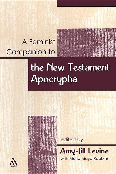 Picture of A Feminist Companion to the New Testament Apocrypha