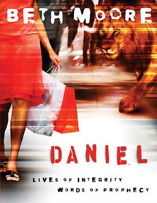 Picture of Daniel Bible Study Book