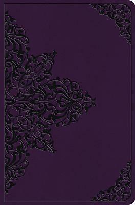 Picture of ESV Value Compact Bible (Trutone, Lavender, Filigree Design)