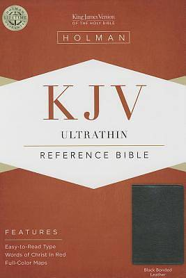 Picture of KJV Ultrathin Reference Bible