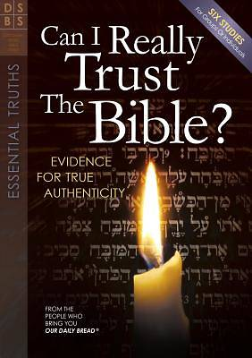 Picture of Can I Really Trust The Bible Study Guide
