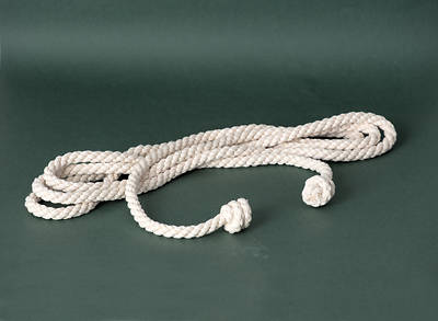 Abbott Hall Natural Rope Cincture