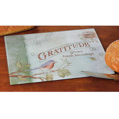 Gratitude Cutting Board