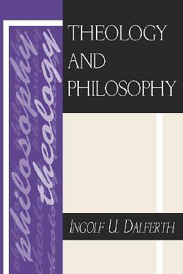 Theology and Philosophy