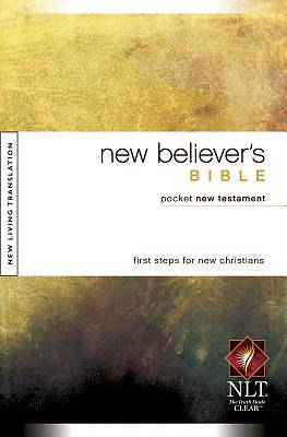 New Believers Bible Pocket NT NLT