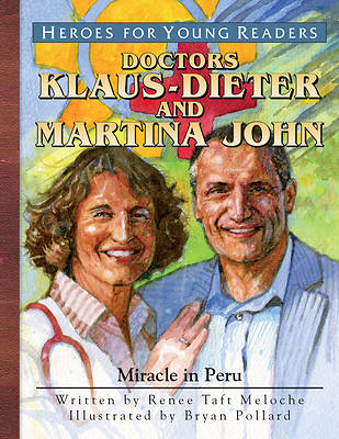 Klaus-Dieter and Martina John