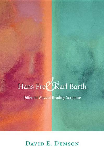 Picture of Hans Frei & Karl Barth