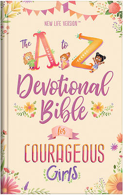 Picture of The A to Z Devotional Bible for Courageous Girls