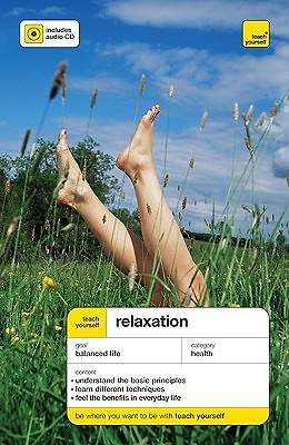 Teach Yourself Relaxation (Book + Audio CD)