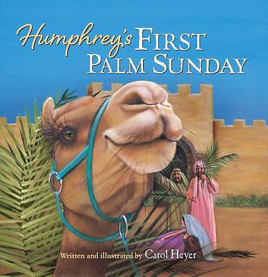 Picture of Humphrey's First Palm Sunday