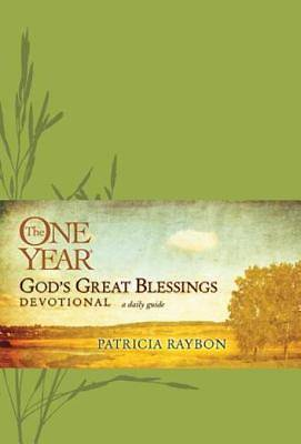 The One Year Gods Great Blessings Devotional [ePub Ebook]