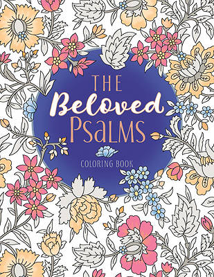 Picture of The Beloved Psalms Coloring Book