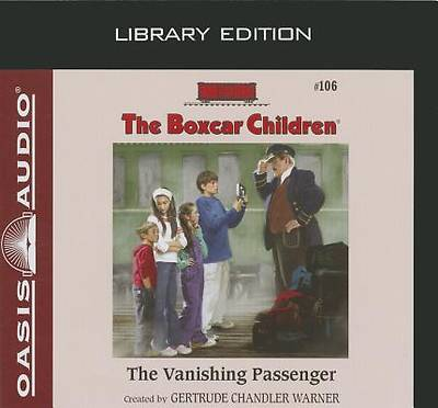 Picture of The Vanishing Passenger (Library Edition)