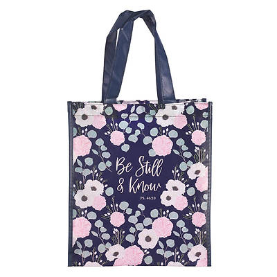 Picture of Totes Non-Woven Be Still and Know
