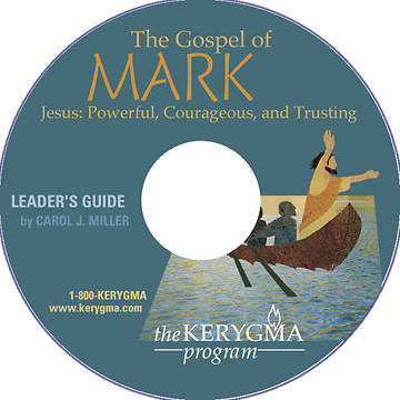 Kerygma - The Gospel of Mark Leaders Guide CDROM