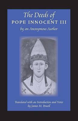 Picture of The Deeds of Pope Innocent III