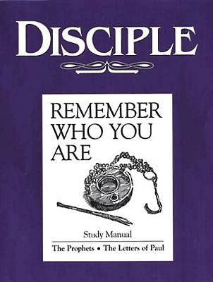 Disciple III Remember Who You Are: Study Manual - eBook [ePub]