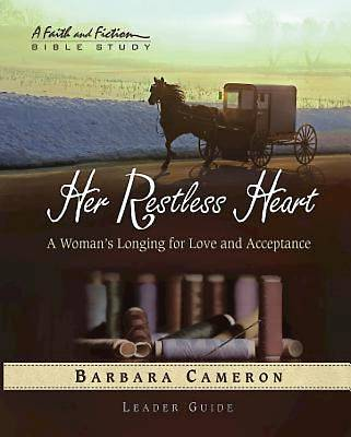 Her Restless Heart - Womens Bible Study Leader Guide - eBook [ePub]