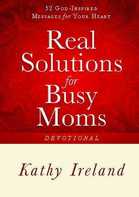 Picture of Real Solutions for Busy Moms Devotional