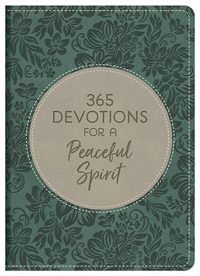 Picture of 365 Devotions for a Peaceful Spirit