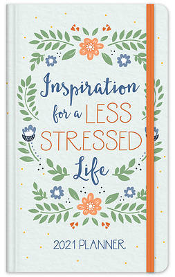 Picture of 2021 Planner Inspiration for a Less Stressed Life