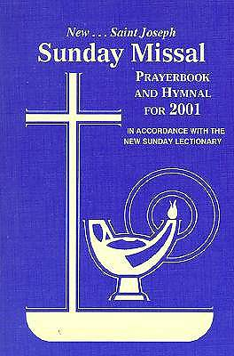 St. Joseph Sunday Missal and Hymnal for 2001