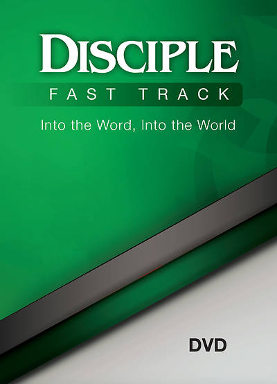 Picture of Disciple Fast Track Into the Word, Into the World DVD