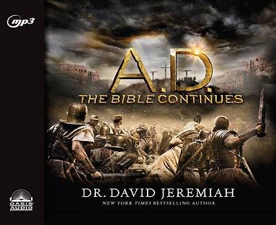 Picture of A.D. the Bible Continues