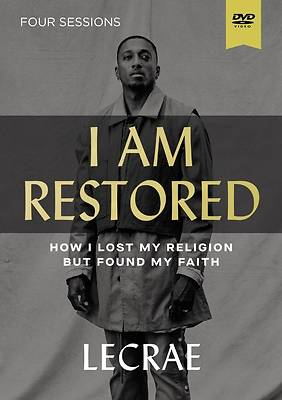 Picture of I Am Restored Video Study