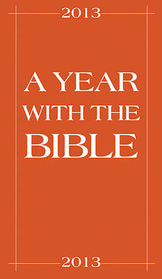 A Year with the Bible 2013 (Ten Pack)