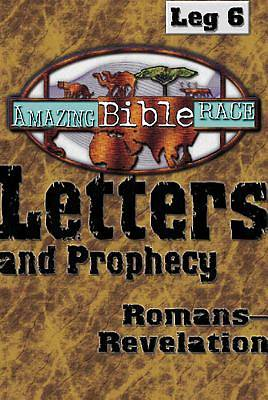 Amazing Bible Race, Runners Reader, Leg 6