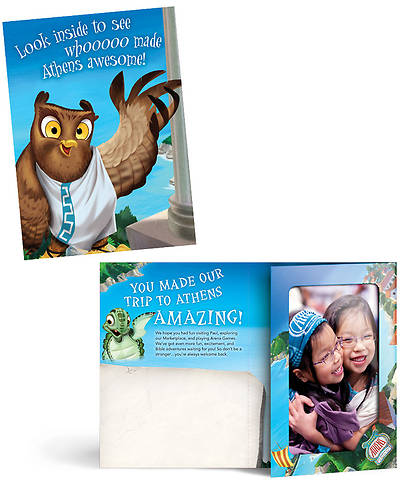 Group VBS 2013 Athens Follow-Up Foto Frames® (pkg. of 10)