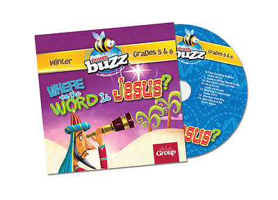 Buzz Grades 5&6:Extra CD, Winter  2017