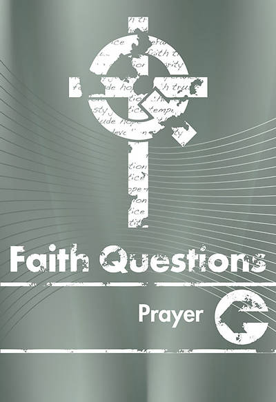 Picture of We Believe Faith Questions - Prayer