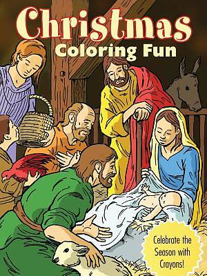 Christmas Coloring Fun