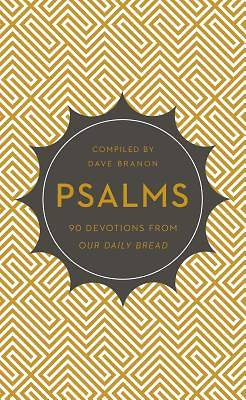 Picture of Psalms 90 Devotions from Our Daily Bread