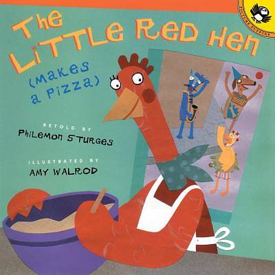 Picture of The Little Red Hen Makes a Pizza