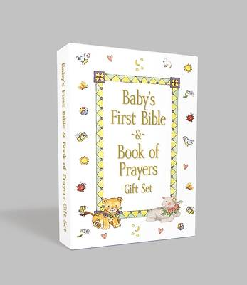 Picture of Baby's First Bible and Book of Prayers Gift Set