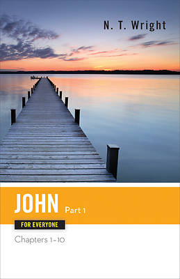 John for Everyone, Part 1 Commentary Series