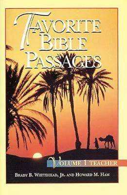 Favorite Bible Passages Volume 1 Leader