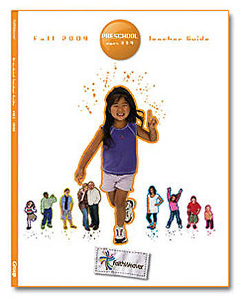 Picture of FaithWeaver Preschool Teacher Guide Fall 2009