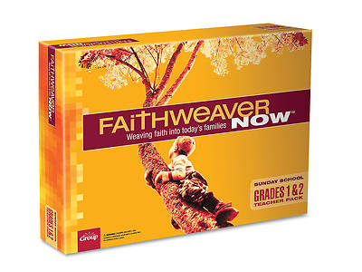 Group FaithWeaver NOW Grades 1 & 2 Teacher Pack Fall 2013