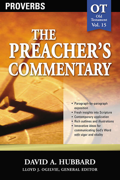 Picture of The Preacher's Commentary - Proverbs