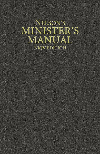 Picture of Nelson's Minister's Manual