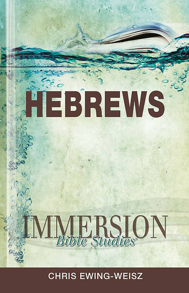 Picture of Immersion Bible Studies: Hebrews
