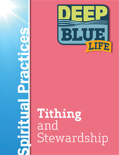 Picture of Deep Blue Life: Tithing and Stewardship Word Download
